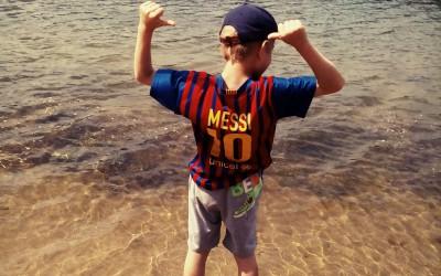 Mały Messi zNF1 :)